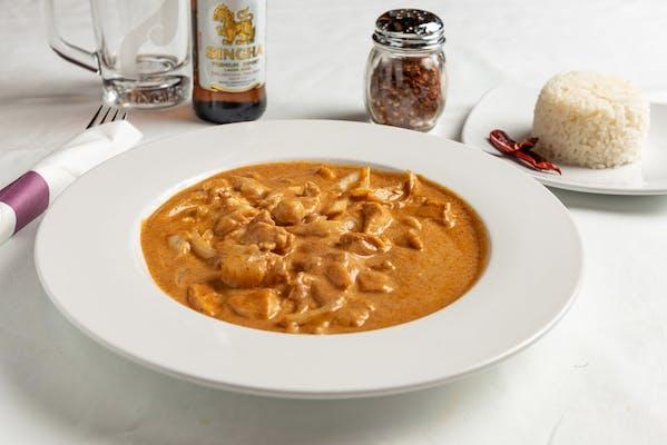 Masaman Chicken Curry