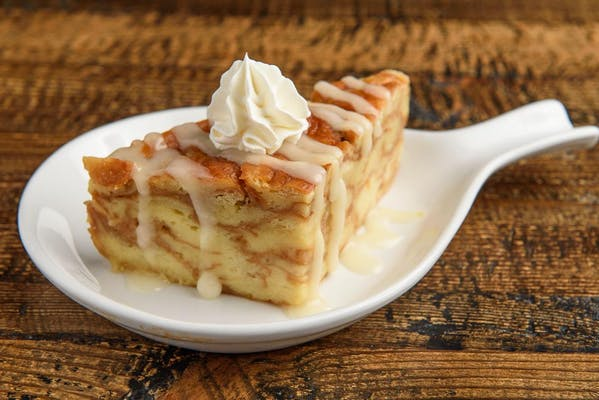 Krispy Kreme® Bread Pudding
