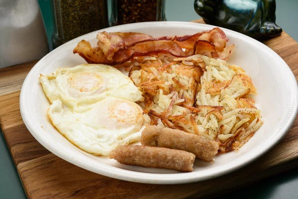 Eggs & Hash Browns