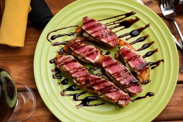 Kim's Tuna Steak App