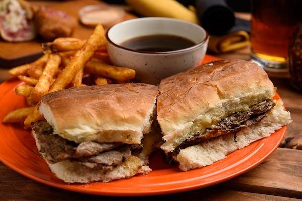 Yinzer Dip Sandwich