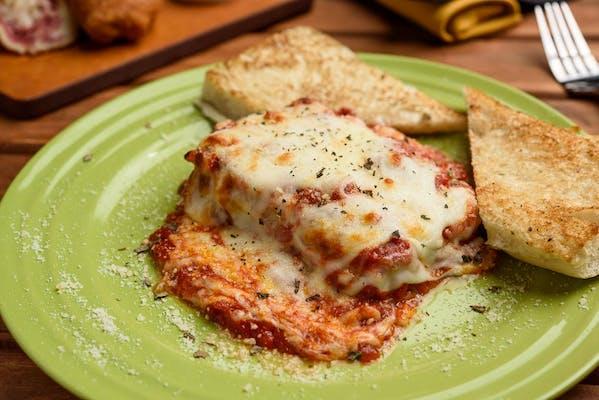 Jan's Lasagna