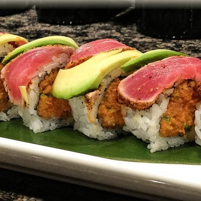 Cajun Tuna Roll