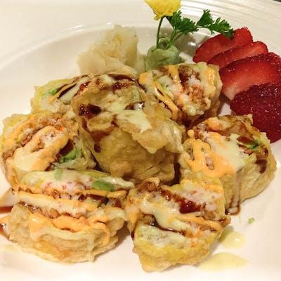 Snow Crab Tempura Roll