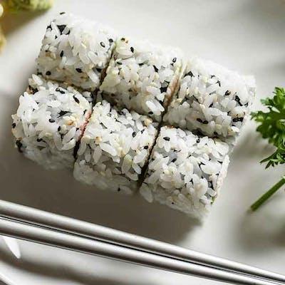 Salmon Avocado Cucumber Roll