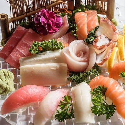 Sushi & Sashimi Combination