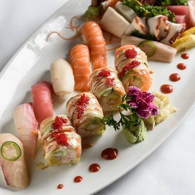 Sushi & Sashimi Omakase Two