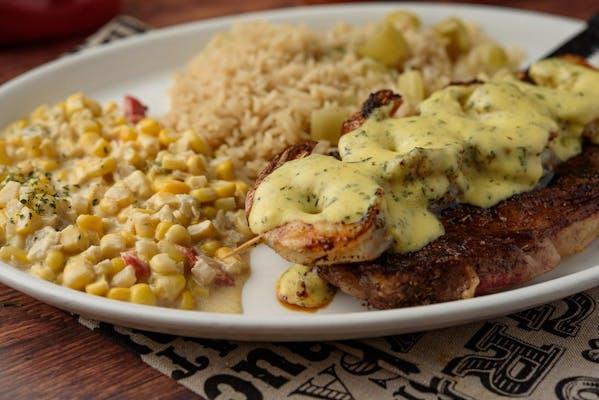 New Orleans Steak & Shrimp