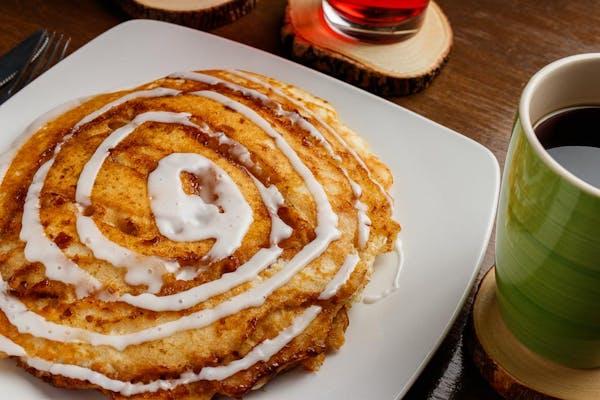 Cinnaswirl Pancakes
