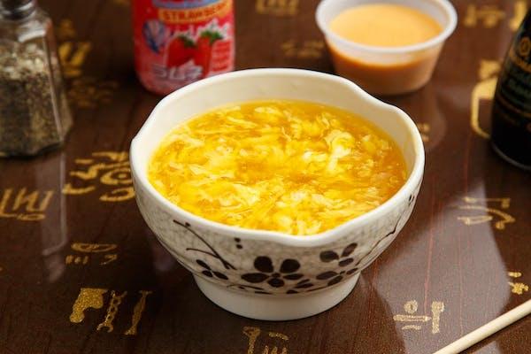 (9.) Egg Drop Soup