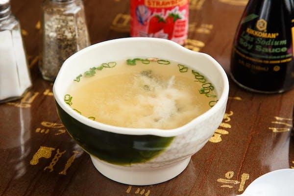 (10.) Miso Soup