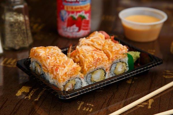 (8.) Super Crunch Roll