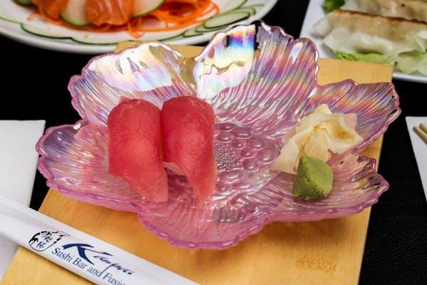 Cajun Tuna Sushi Bar