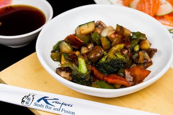 Side Vegetable Hibachi