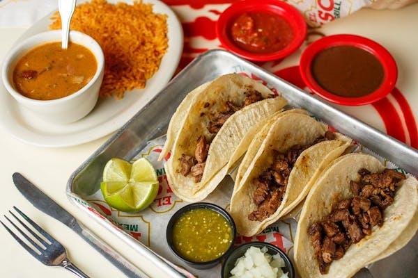 45. Tacos Mexicanos