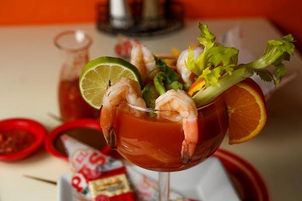 102. Cocktail de Camaron