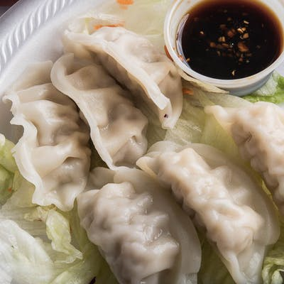 Steamed Pork Gyoza