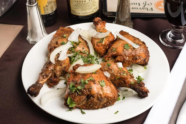 Spicy Chicken Appetizer
