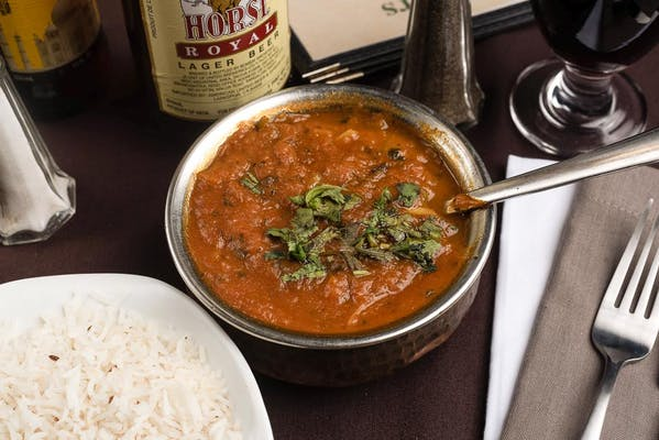 Chef's Special Goat Curry