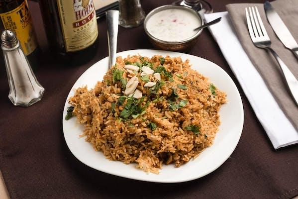 Chicken Mughlai Biryani