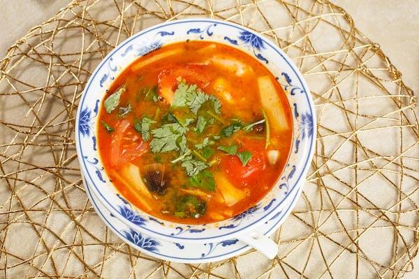 Tom Yum Soup (shrimp)