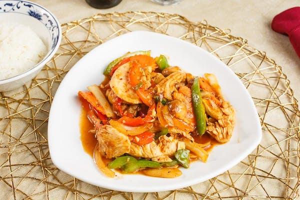 Pad Prig Khing Stir-Fry