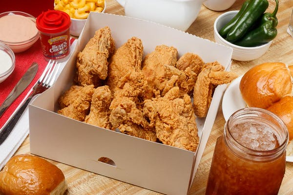 BUY (10 pc.) Mixed Family Meal and get FREE gallon of tea