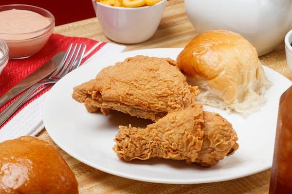 (2 pc.) Mixed Chicken