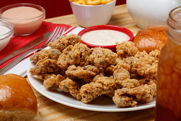 (8 pc.) Livers & Gizzards