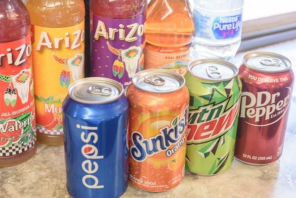 Arizona Fruit Drinks