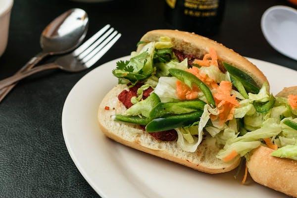 F1. Beef Stew Bánh Mì