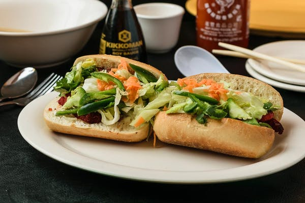 F3. Grilled Chicken Bánh Mì