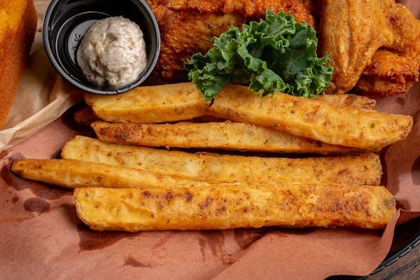 Potato Logs
