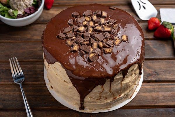 Reese's Peanut Butter Delight Cake