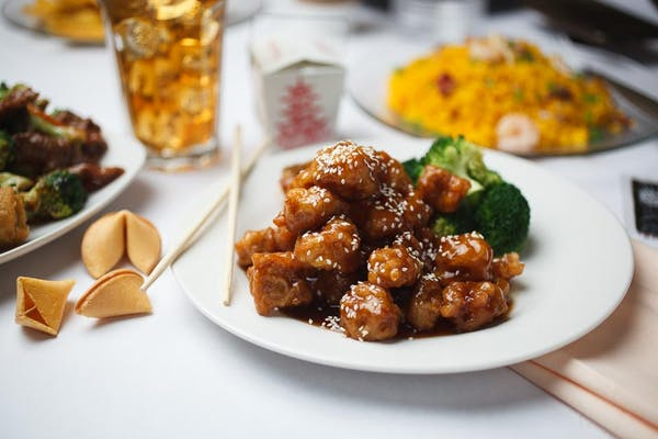 S2. Sesame Chicken