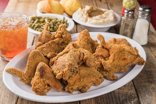 (8 pc.) Chicken Platter