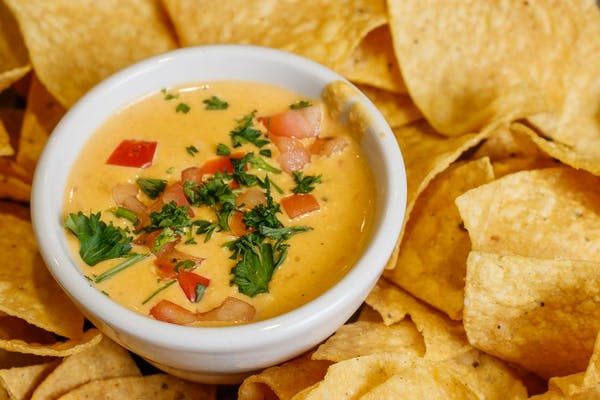 Three-Cheese Queso