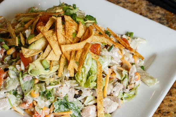 Chopped Southwest Chicken Salad