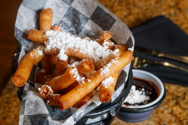 Spare Time Funnel Fries