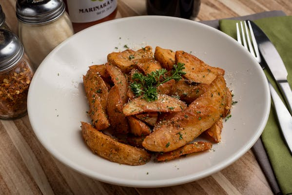 Italian Potato Wedges