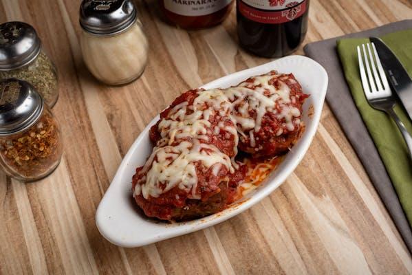 Meatballs & Mozzarella