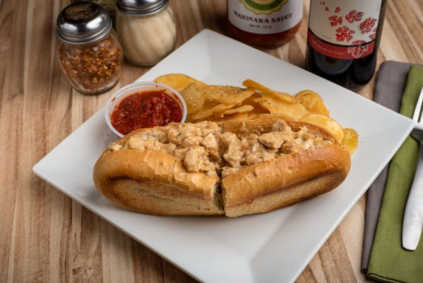 Chicken Cheesesteak Hot Sub