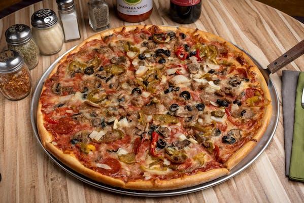Sopremo Pizza