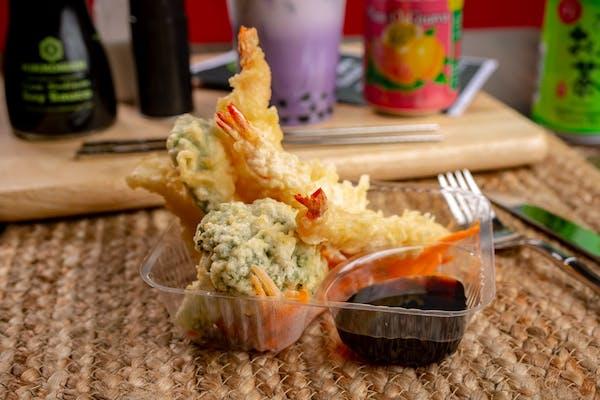 Tempura Shrimp & Vegetables