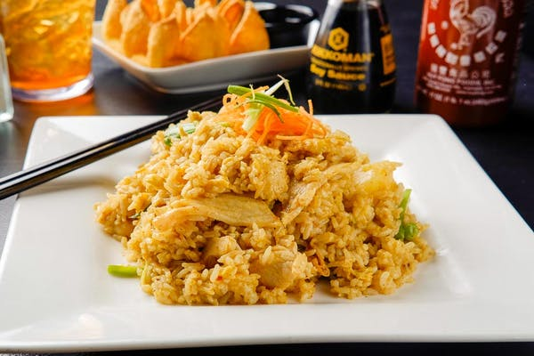 F3. Curry Fried Rice (Dinner)