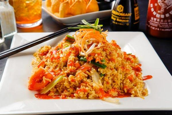 F6. Sriracha Fried Rice (Dinner)