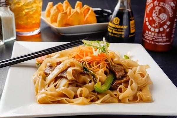 N5. Drunken Noodles (Dinner)