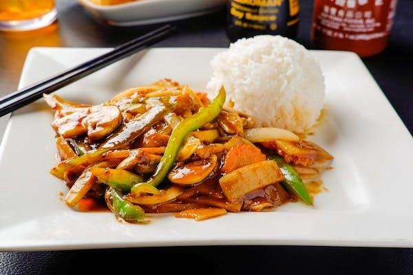 E5. Thai Wok Spice (Dinner)