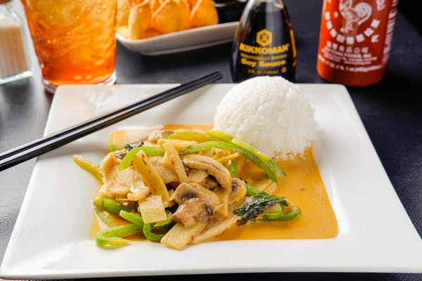 C1. Red Curry (Dinner)