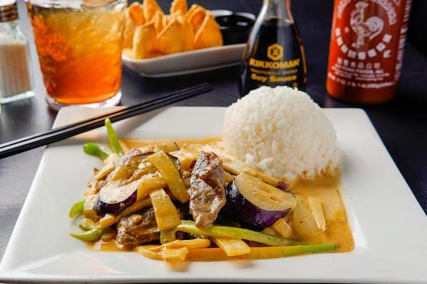 C3. Eggplant Curry (Dinner)